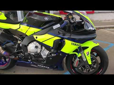 2015 Yamaha R1 Track Bike Rebuild | First Look