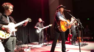 "Terri Clark ""You're Easy on the Eyes"" Live, 2/27/15"