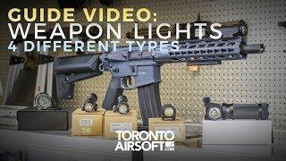 Lumens? Flood? Throw? WEAPON LIGHTS, Airsoft 101 Guide- TorontoAirsoft.com
