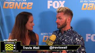 "Travis Wall discusses his inspiration for ""It Takes A Lot To Know A Man"" on SYTYCD"