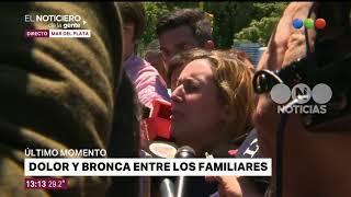 ARA San Juan: dolor y bronca entre los familiares – El Noticiero de la Gente