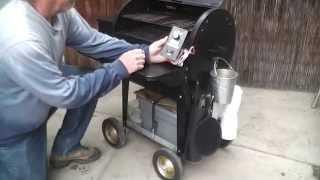 Traeger Junior Grill Modifications