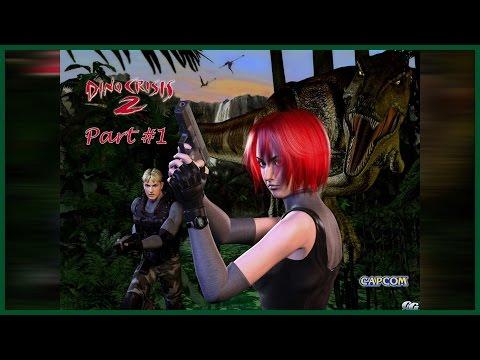 Dino Crisis 2 Прохождение - Part #1 (PC Rus)