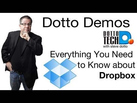 Dropbox tutorial