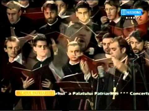 Grupul Psaltic Tronos: Concert tradiţional de colinde