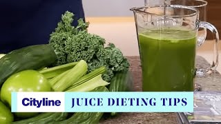 Juicing Tips From Joe Cross