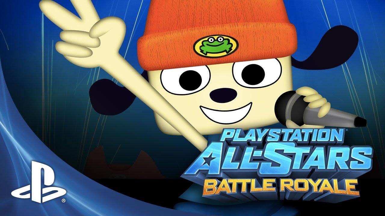 PlayStation All-Stars: Estratégias de Combate com PaRappa