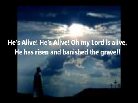 HE'S ALIVE (w/ Peter's Lament) by Danny & Sally Kain