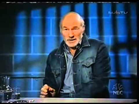 Patrick Stewart Secrets (видео)