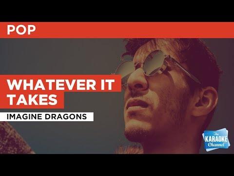 Whatever It Takes : Imagine Dragons   Karaoke with Lyrics
