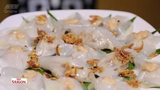 Hành trình ẩm thực Việt Nam l Đến Hội An ăn cao lầu, bánh bao bánh vạc l HTV Web l HTATVN