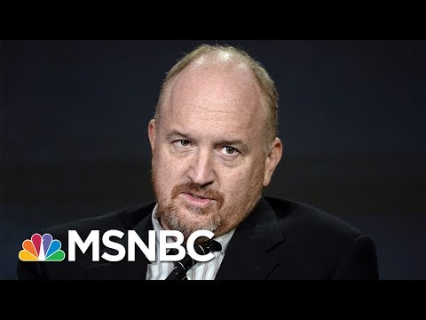 Louis CK Says Sexual Misconduct Allegations 'Are True' | MSNBC