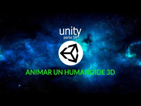 Introducción a Unity. Parte 14: ejercicio practico de animación
