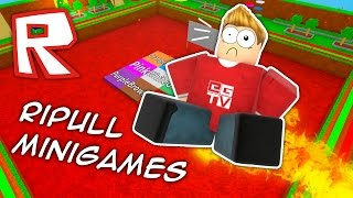 Ripull Minigames | ROBLOX