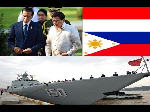 Why Two Modern Vessel Sigma Class Corvettes Indonesian Navy Arrived In General Santos, Philippines?
