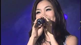 Lena Park(박정현) - Don't Let The Sun Go Down On Me(Elton John,George Michael) @ 2003.07.02 Live, 60fps