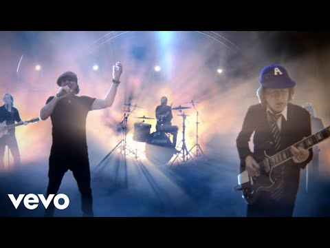 AC/DC - Through The Mists Of Time (Official Video)
