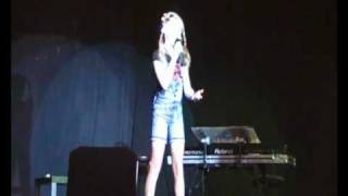 Carlotta Truman - If A Song Could Get Me You Live Beim Konzert In Grimma