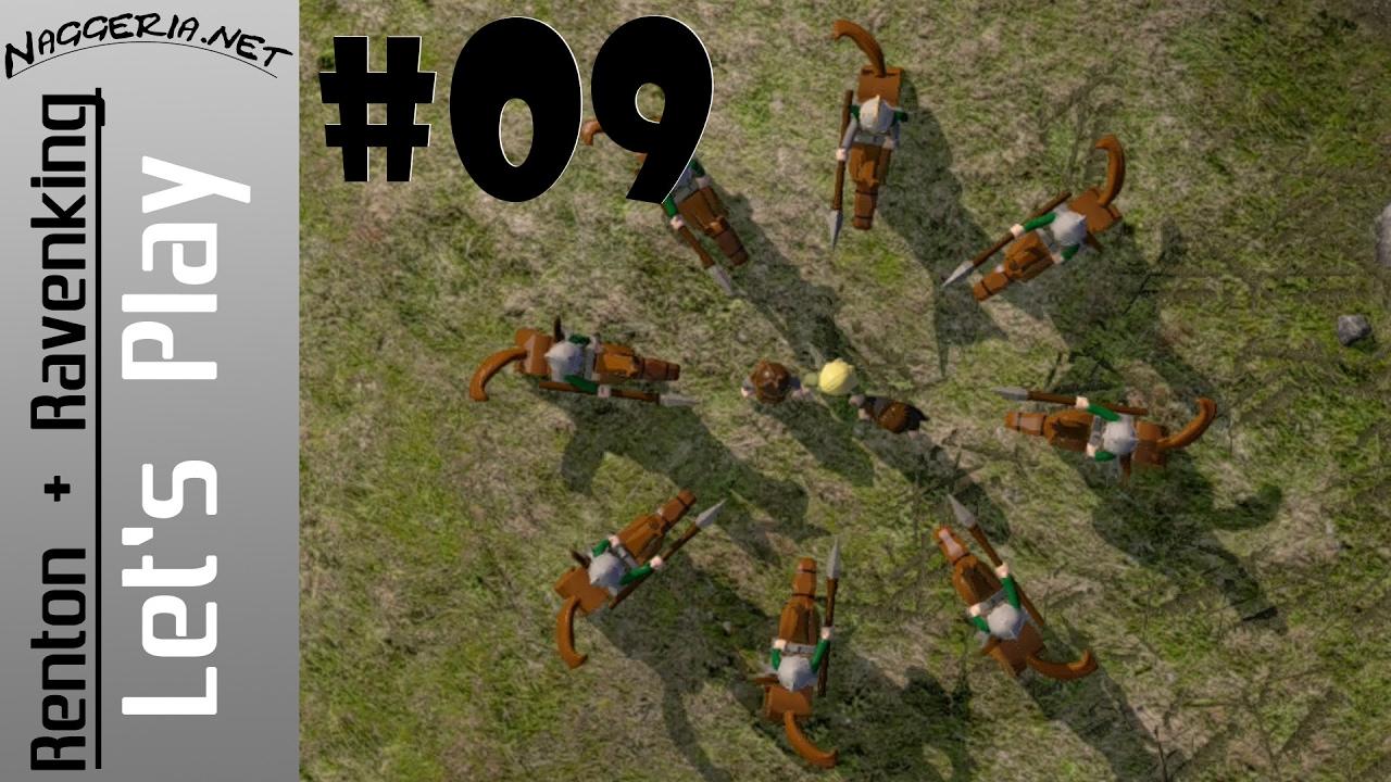 LEGO: Der Herr der Ringe – 09 – Die Synchronreiter Rohans