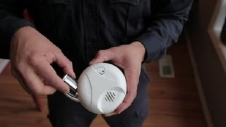 Replace Smoke Detector Batteries