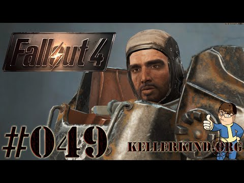 Fallout 4 [HD|60FPS] #049 - Paladin Dance ★ Let's Play Fallout 4