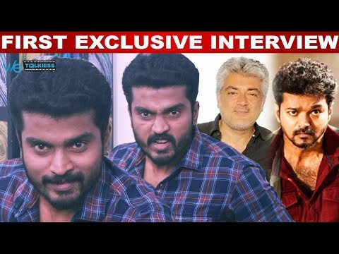 Ajith & Vijay fans base cannot be destroyed - Actor & Dubsmash Sidhu Exclusive Interview