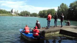 preview picture of video 'Powerboat-Treffen 2014 in Paderborn'