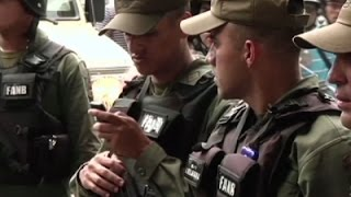AP Probe: Venezuela Military Trafficking Food