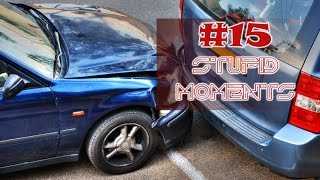 Russian CAR CRASH Compilation #15 (The most stupid accidents) - October 2016