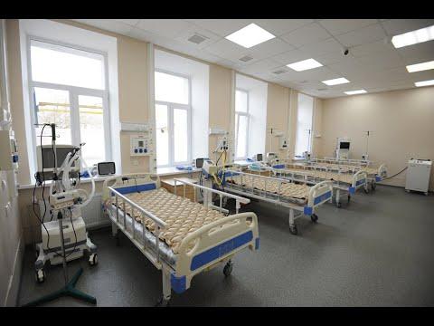 Завдячуючи «НІБУЛОНу» уже третя лікарня в Миколаєві повністю готова до боротьби з COVID-19