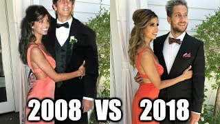 RECREATING MY PROM LOOK 10 YEARS LATER!!! - Video Youtube