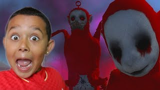 TELETUBBIES.EXE THE END IS NEAR | Slendytubbies 3 Gameplay CHAPTER 3