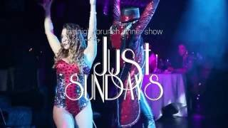 Midnight Brunch Dinner Show  Cavalli Club Dubai  October 2016