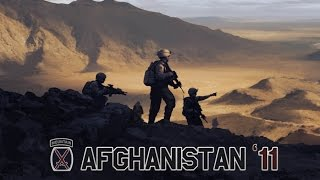 Afghanistan 11 - Initial Impressions
