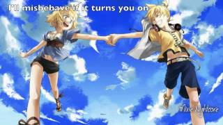 Nightcore ~ Bad Enough For You ( With lyrics ;) )