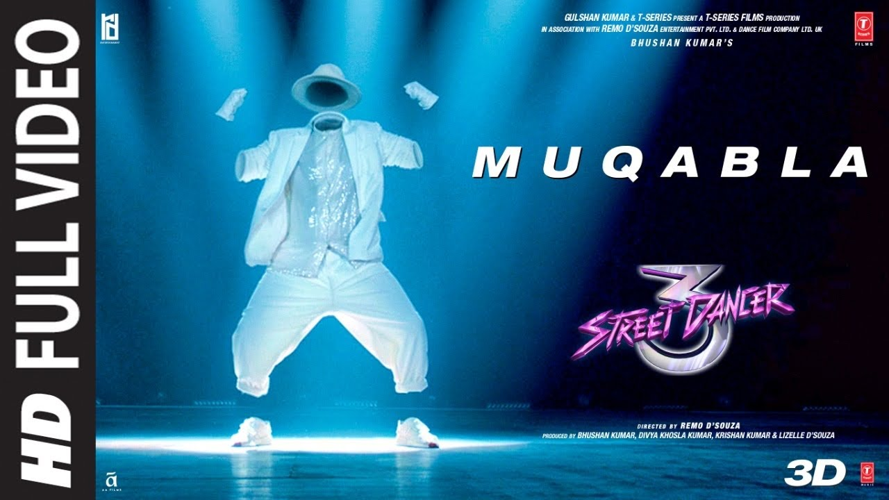 Muqabla | Street Dancer 3D – Yash Narvekar Lyrics