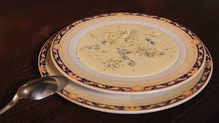 Сырный крем-суп. Рецепт от шеф-повара.