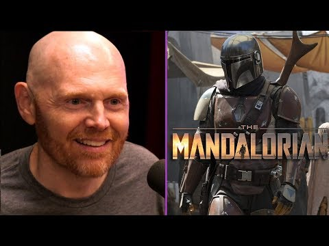 "Bill Burr On Filming  ""The Mandalorian"", The New Star Wars Show"