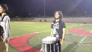 Marching Band Fail
