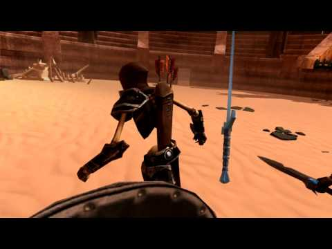Arena: Blood on the Sand VR