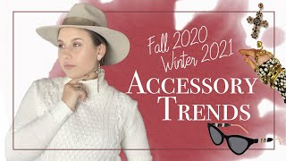 Accessory And Jewelry Trends Fall 2020 Winter 2021