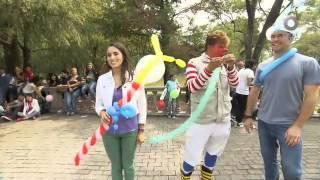 D Todo - Con los payasos en Chapultepec