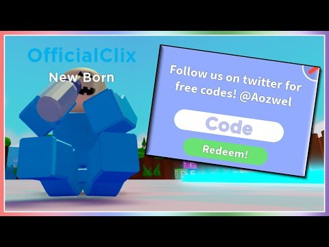 EPIC* ALL SECRET NEW CODES IN BABY SIMULATOR! (ROBLOX