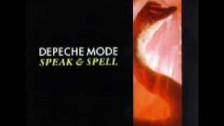 depeche mode - any second now (voices)
