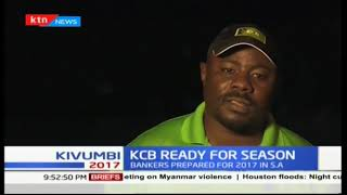 KCB  prepares for their 2017 season in South Africa