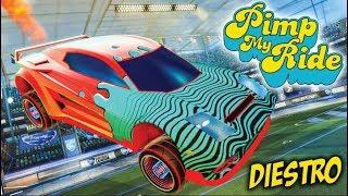 Pimp My Rocket League Ride - DIESTRO