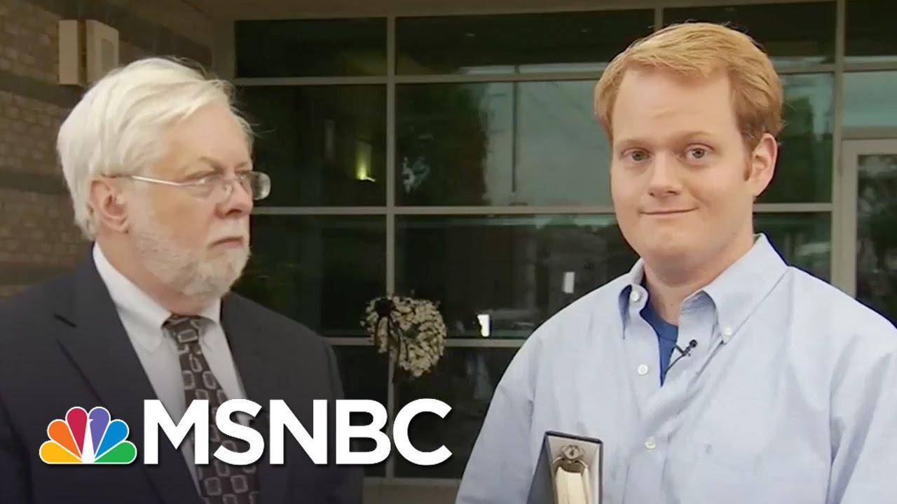 Slain Reporter's Boyfriend On MSNBC:  'I Loved Her So Much'   MSNBC thumbnail