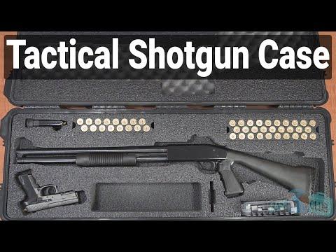 Tactical Shotgun Case (Gen-2) - Featured Youtube Video