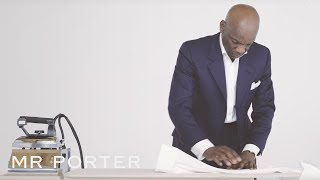 How To Iron A Shirt   MR PORTER