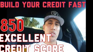 How to Build your Credit Score?  Get 850 Credit score Fast  - 2019